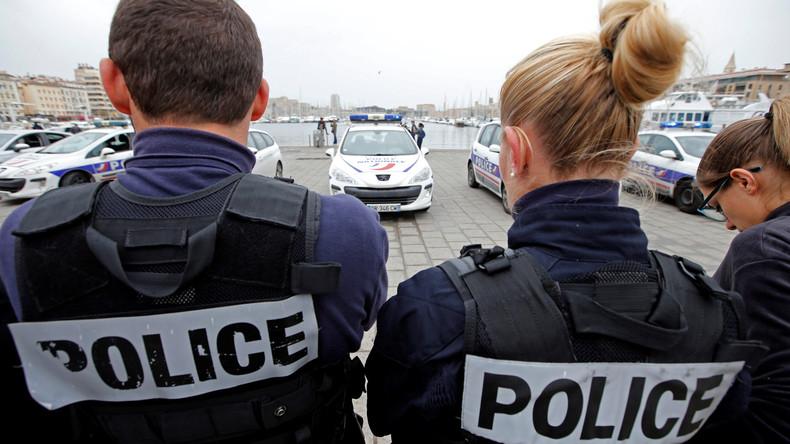 Anti-Terror-Razzia in Frankreich: Terroranschläge vereitelt, Verdächtige festgenommen