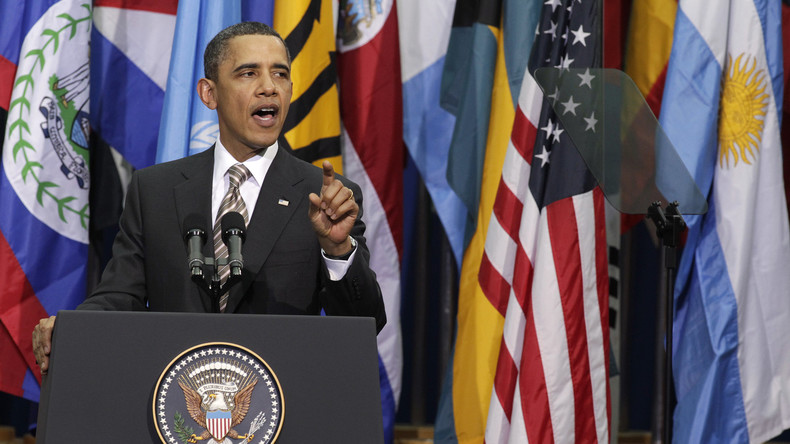 Obamas Außenpolitik in Lateinamerika: Zwischen Nichtbeachtung und Destabilisierungskampagnen
