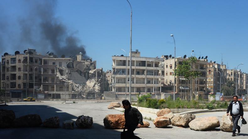 Aleppo: Weitere Beweise für Chemieangriff der Rebellen