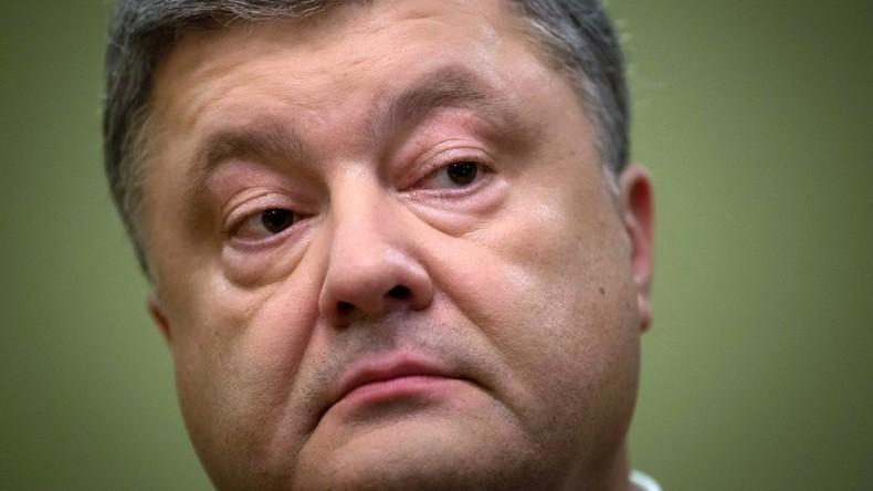 Poroschenko will Europäern Liebe zur EU beibringen