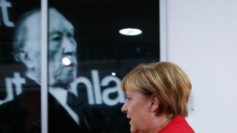Politik lebt von Merkel: Die Kanzlerin stellt sich erneut zur Wahl