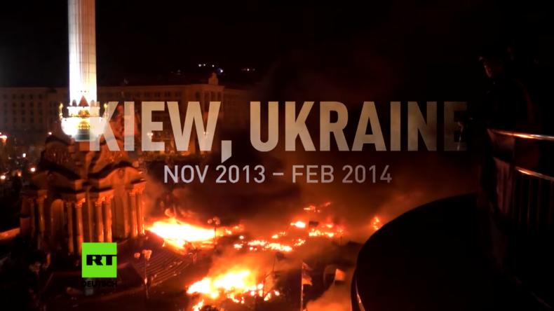 3. Jahrestag der Maidan-Proteste – Schulden, Krieg und Verzweiflung