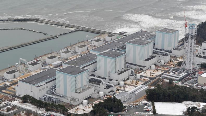 Erdbeben in Japan: Kühlanlage am Kernkraftwerk Fukushima Daini außer Betrieb