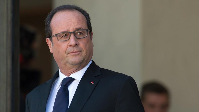 Frankreich leitet Ermittlung gegen Hollande wegen Preisgabe von Staatsgeheimnissen ein