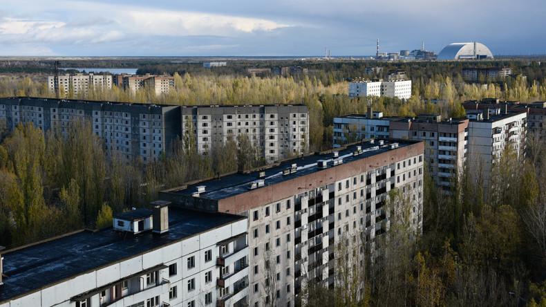 China wird Solarkraftwerk für die Ukraine in Tschernobyl bauen