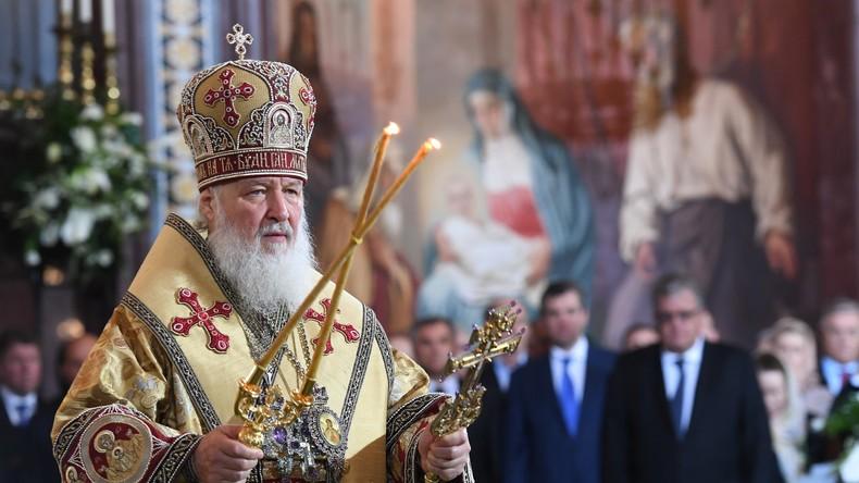 """Patriarch Kyrill: """"Die Rückkehr zum Glauben in Russland ist ein Phänomen von historischer Bedeutung"""""""