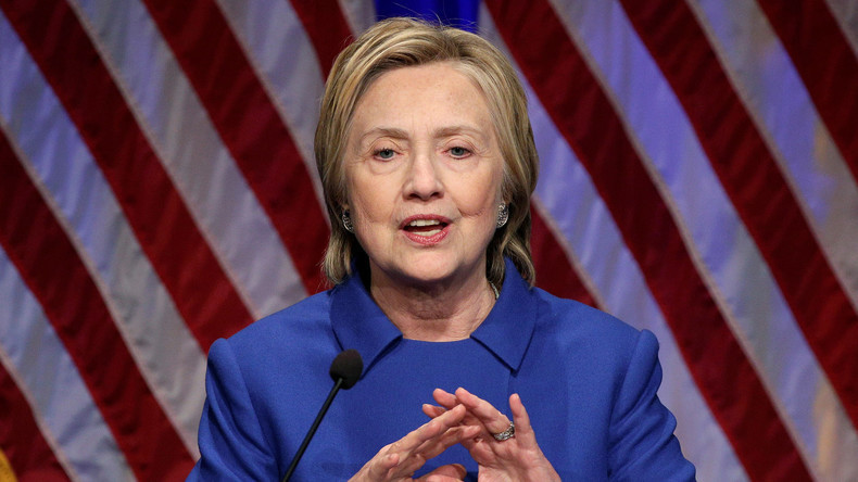 Wie sich jüngst herausstellte, finanzierten auch die deutschen Steuerzahler den Wahlkampf von Hillary Clinton.
