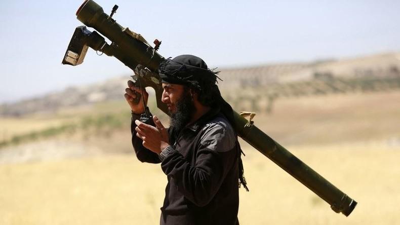 """""""Saudi-Arabien will eigene Pufferzone"""" - Luftabwehrraketen erreichen syrische Rebellen"""