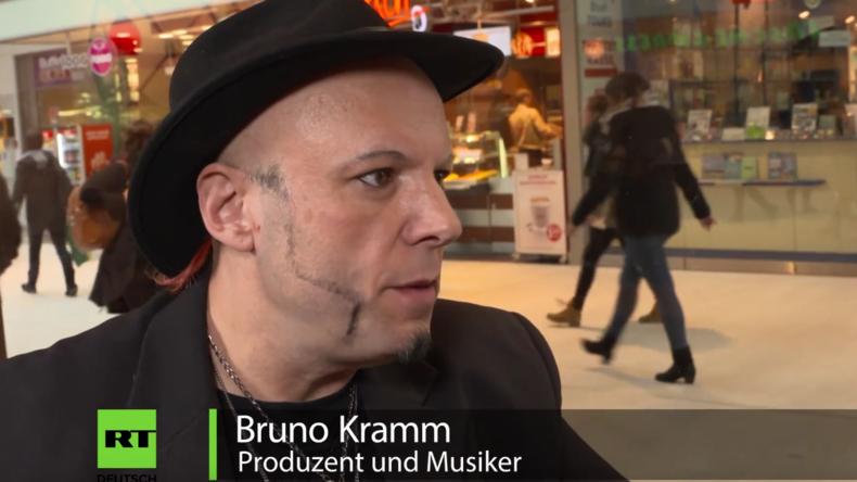 Bruno Kramm im RT-Interview über Digitalisierung, Macht und Sicherheit