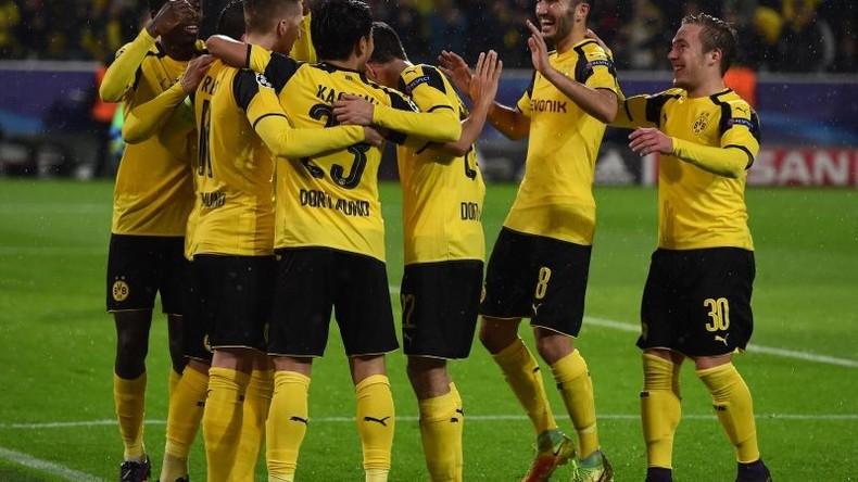 Torrekord in der Champions League: Borussia Dortmund siegt 8:4 gegen Legia Warschau