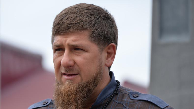 Kadyrow: Private US-Militärtrainer sollen Sondereinsatzkräfte in Tschetschenien ausbilden