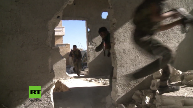 """Syrien: """"Operation zur gewaltsamen Vertreibung der Terroristen aus Ost-Aleppo hat begonnen"""""""