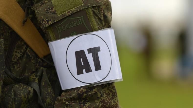 USA verurteilen russisch-abchasische Militärvereinbarung