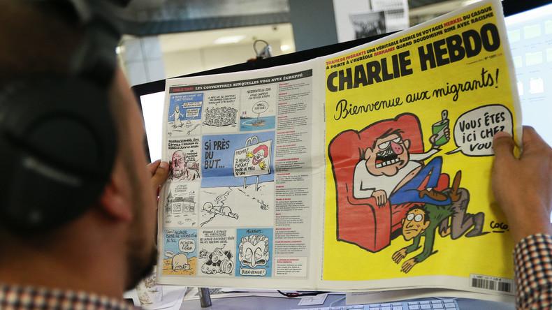 Charlie Hebdo bekommt deutschen Ableger