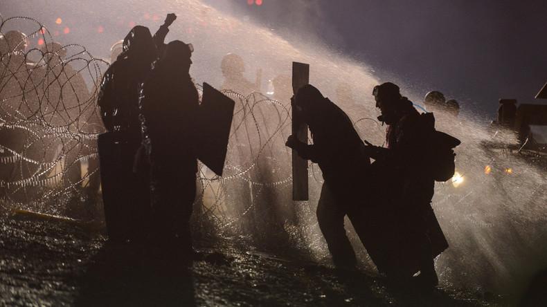North Dakota: Erneut Verletzte bei Protesten gegen Pipeline