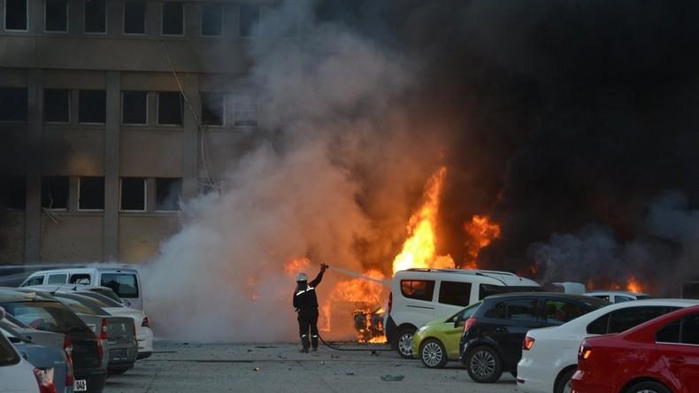 Terrorattentat in der Südtürkei – mindestens zwei Todesopfer, 21 Verletzte