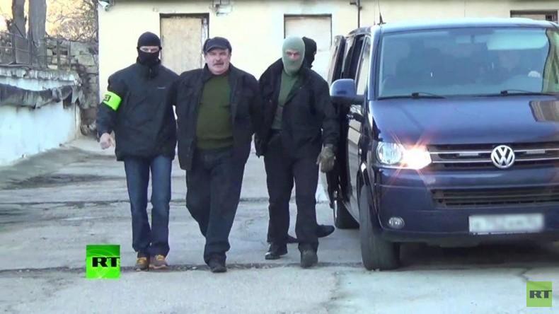 Sewastopol: Ex-Offizier der Schwarzmeerflotte wegen Spionageverdachts festgenommen