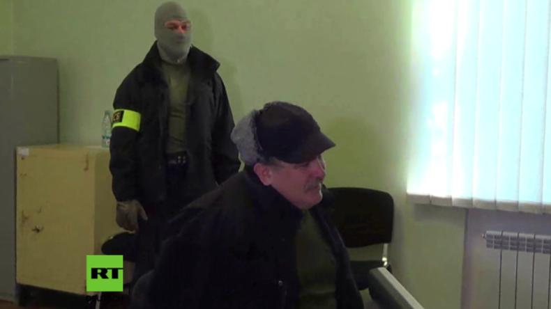 Krim: Weiterer Geheimdienstler der Ukraine aufgeflogen?  Schwarzmeerflotten-Offizier festgenommen