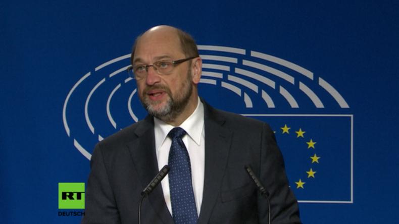 Nächster Kanzlerkandidat? Martin Schulz gibt Wechsel in Bundespolitik bekannt