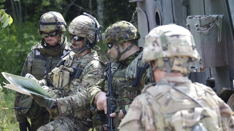 Kriegsspiele für Jedermann: Nun auch Milizen in Estland