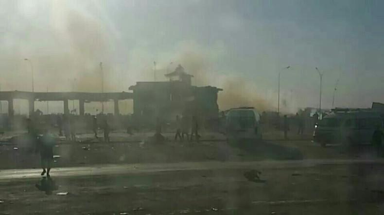 Irak: IS-Terroranschlag auf Tankstelle – Über 80 Tote