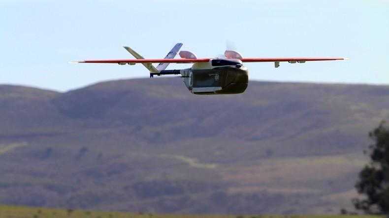 Weltweiter Vorreiter: Ruanda nutzt Drohnen zur Auslieferung von Medikamenten