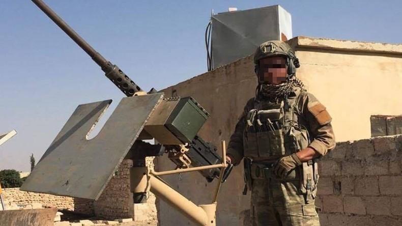 Nordsyrien: IS profitiert vom Zwist zwischen USA, Türkei und Kurden