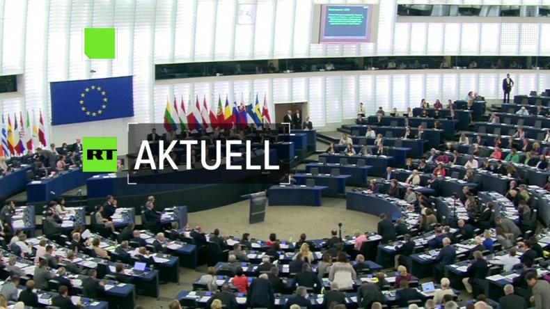 Großartiger Sieg des EU-Parlaments im Kampf gegen russische Propaganda