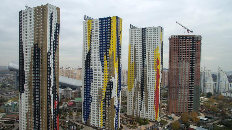 Die Rückkehr des Baubooms in Russland: Kreditvergabe trotz Einkommensrückgangs