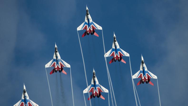 Konstrukteur von Kampfflugzeug MiG-29 - Iwan Mikojan - in Russland gestorben