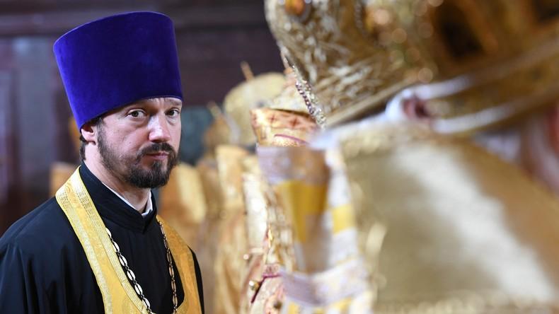 Einmal in Russland: Ausbildung für orthodoxe Priester aus aller Welt