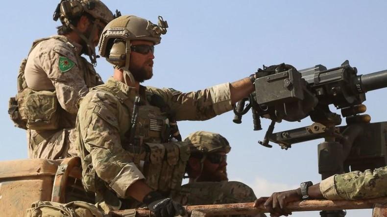 """""""Militärbasen der USA in Syrien sind ein Problem für alle"""""""