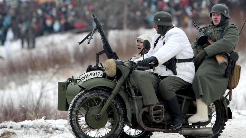 """Schweden wappnet sich weiter gegen die """"russische Invasion"""" - und holt seine Waffen aus dem Museum"""