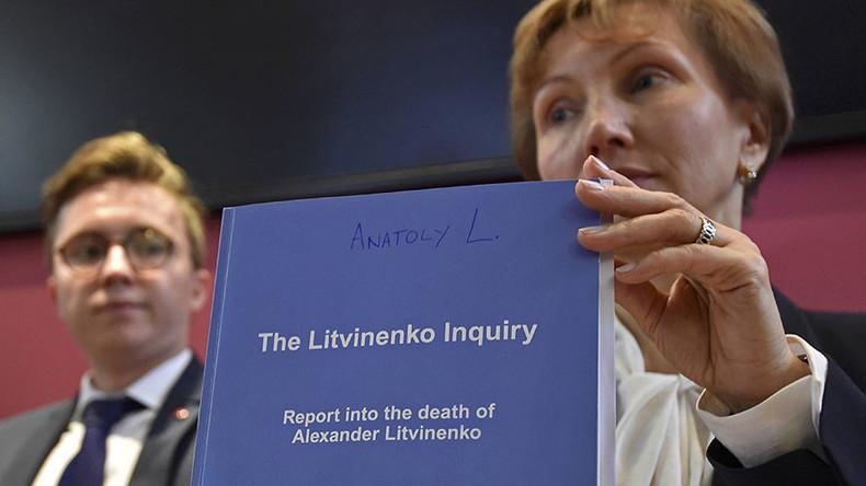 Ermittler zum Todesfall des russischen Ex-Agenten Litwinenko beging Selbstmord nach Russlandreise