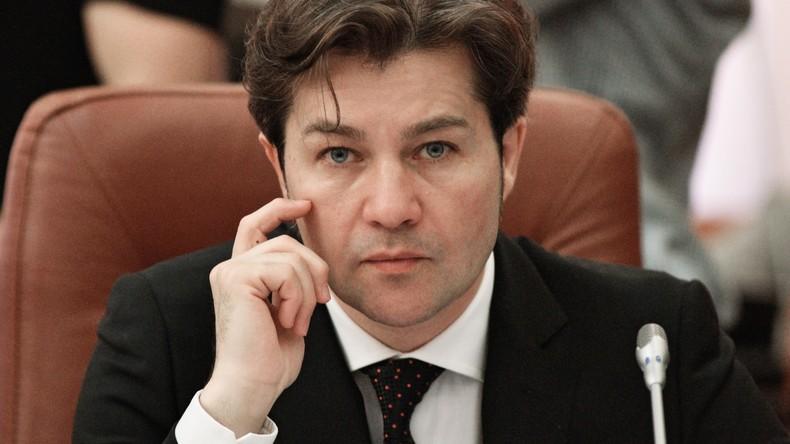 """Kulturminister der Ukraine sorgt sich um """"genetisch unreine"""" Gebiete"""