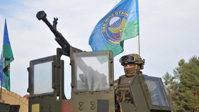 Donbass: Fünf ukrainische Militärs sterben bei Attacke auf Stellungen der Volksmilizen