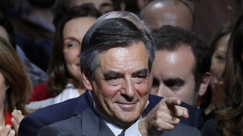 Stichwahl in Frankreich - François Fillon morgen Präsidentschaftskandidat?