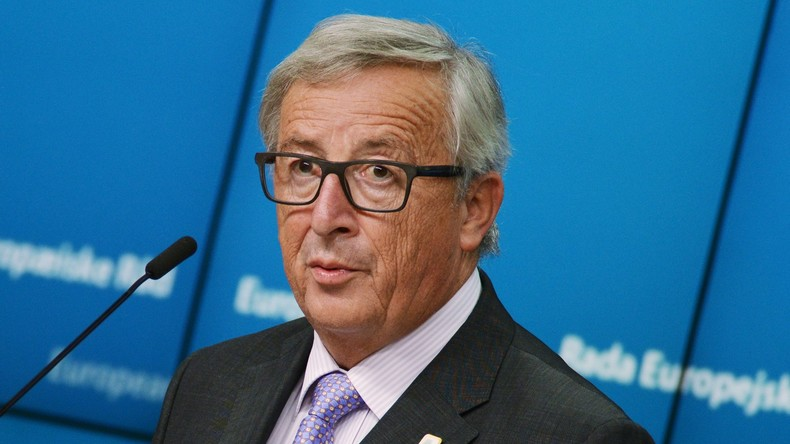 """Jean-Claude Juncker: """"Es gibt in Europa keine Sicherheitsarchitektur ohne Russland"""""""
