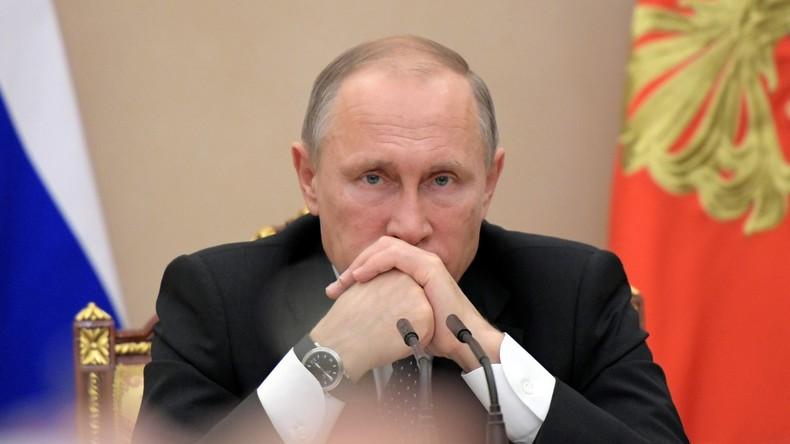 """""""La Stampa"""" veröffentlicht einen Meinungsartikel von Wladimir Putin"""