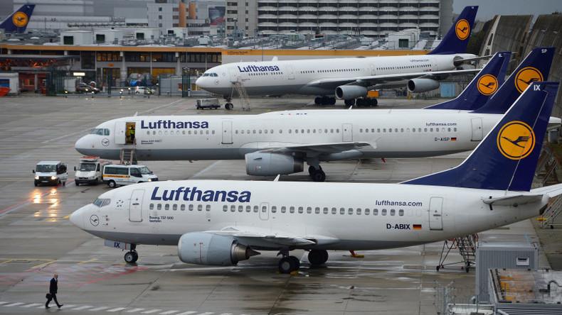 Lufthansa: Piloten streiken erneut am Dienstag und Mittwoch