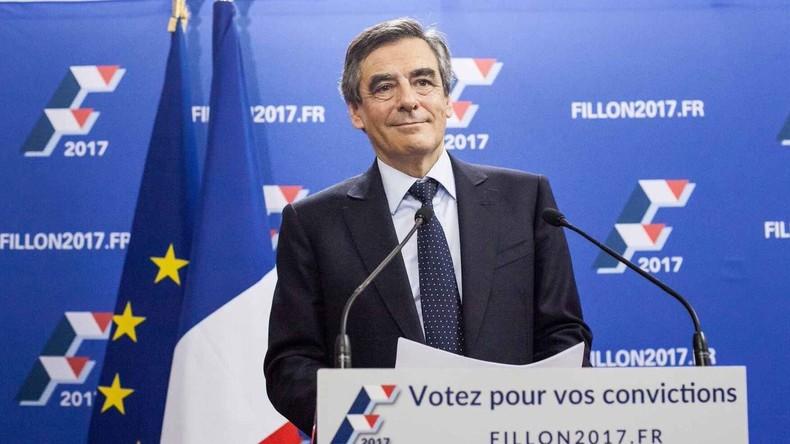 Stichwahl bei französischen Konservativen: Fillon wird Präsidentschaftskandidat