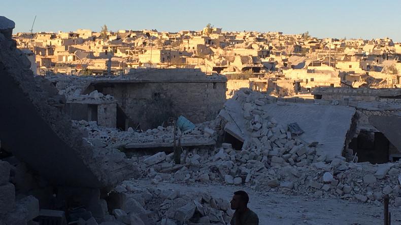 Ostaleppo: Über 3.000 Zivilisten gelingt Flucht vor Terroristen