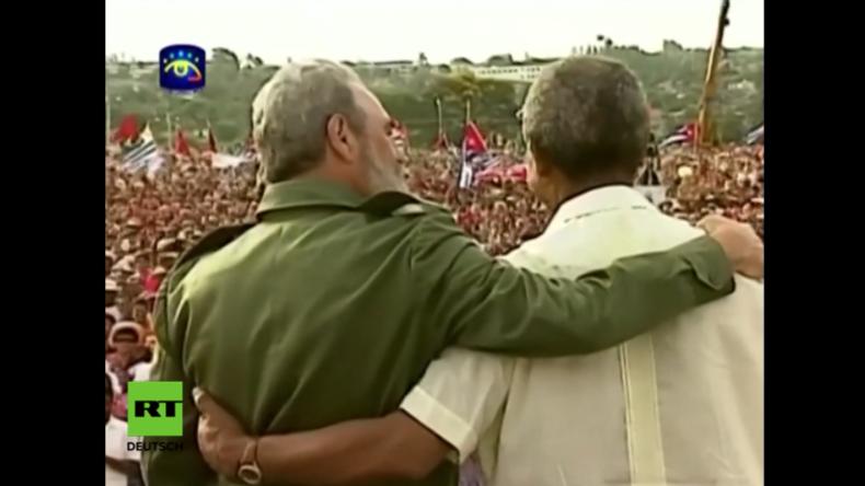 Mach's gut Fidel - Ein Rückblick auf das bewegte Leben von Castro
