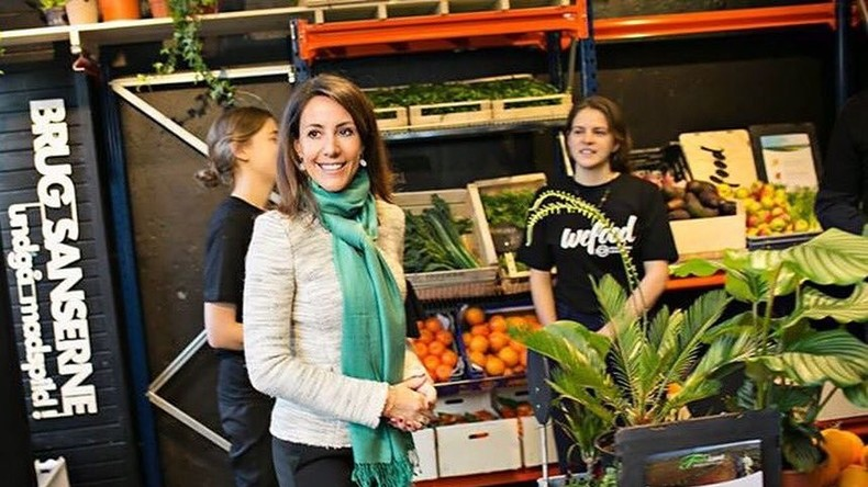 Dänischer Supermarkt verkauft, was andere wegschmeißen