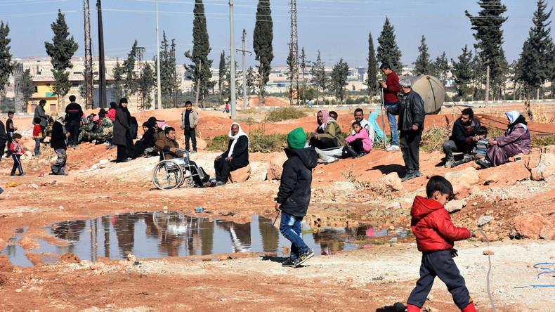 40 Prozent von Ost-Aleppo von Terroristen befreit