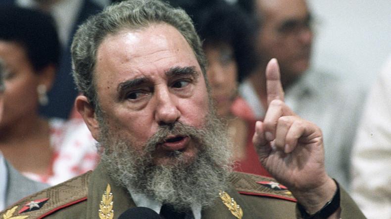 Fidel Castro sprach bereits im Juli 1989 vom Untergang der Sowjetunion