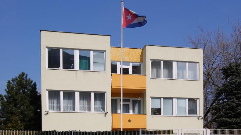 Deutschland trauert um Fidel Castro: Kubanische Botschaft in Berlin empfängt Kondolenzen