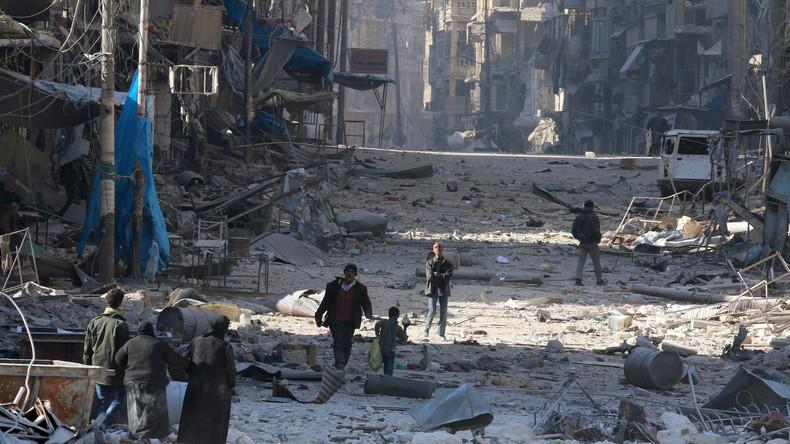 """RT-Interview mit al-Nusra-Mitglied nach Niederlage in Aleppo: """"Die Türkei hat uns im Stich gelassen"""""""