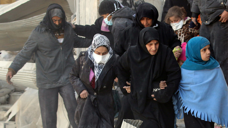 """Syrien: Regierungstruppen erobern Hälfte des """"Rebellengebietes"""" in Ost-Aleppo"""