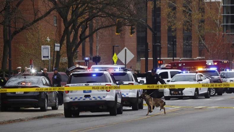 Amoklauf in Ohio: Täter erschossen, neun Personen verletzt